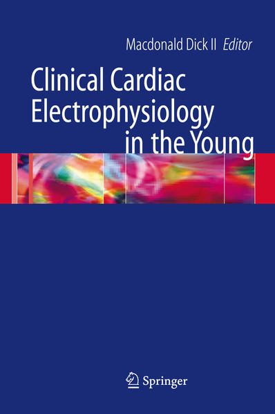 Clinical Cardiac Electrophysiology in the Young - Coverbild