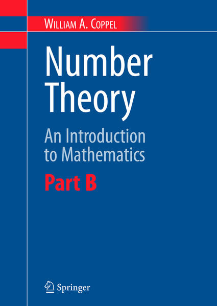 Number Theory - Coverbild