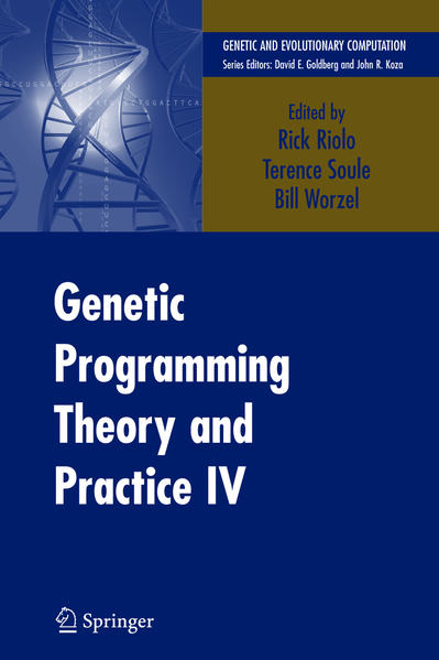 Genetic Programming Theory and Practice IV - Coverbild