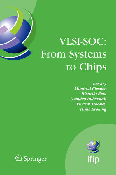 VLSI-SOC: From Systems to Chips - Coverbild