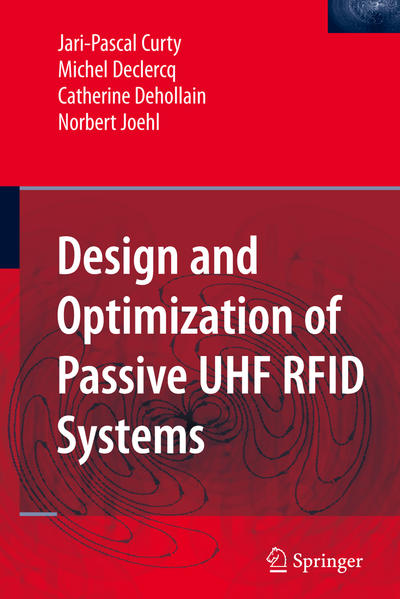 Design and Optimization of Passive UHF RFID Systems - Coverbild