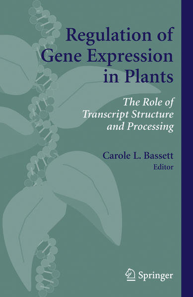 Regulation of Gene Expression in Plants - Coverbild