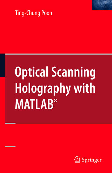 Optical Scanning Holography with MATLAB® - Coverbild