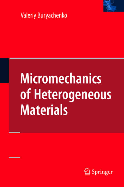 Micromechanics of Heterogeneous Materials - Coverbild