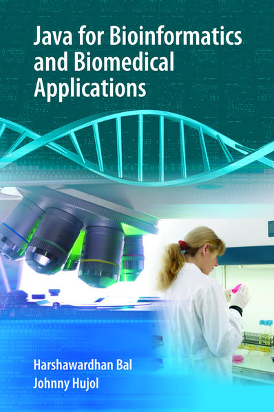 Java for Bioinformatics and Biomedical Applications - Coverbild