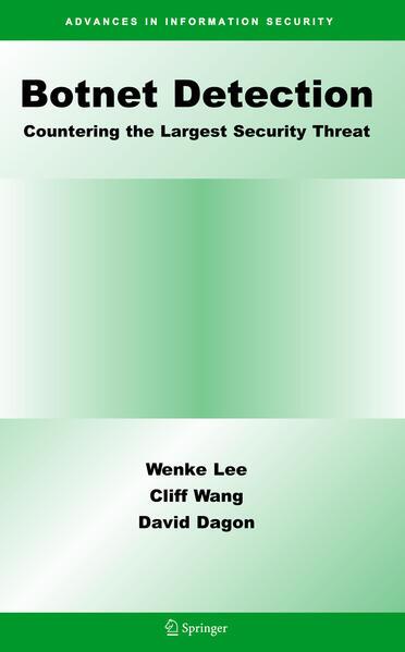 Botnet Detection - Coverbild
