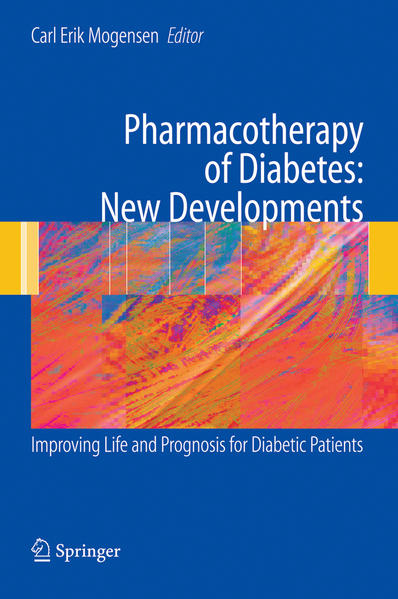 Pharmacotherapy of Diabetes: New Developments - Coverbild