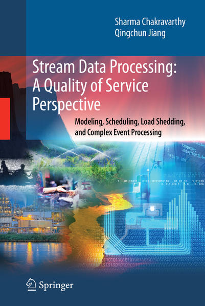 Stream Data Processing: A Quality of Service Perspective - Coverbild