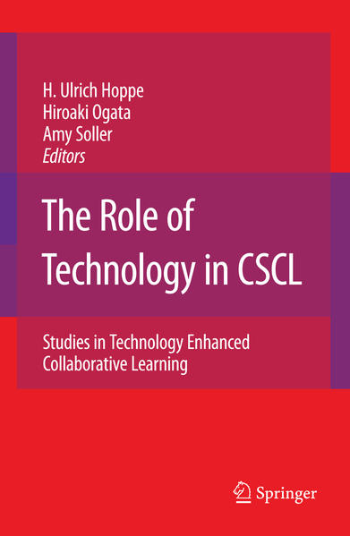 The Role of Technology in CSCL - Coverbild