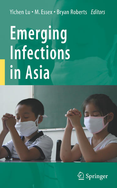 Emerging Infections in Asia - Coverbild