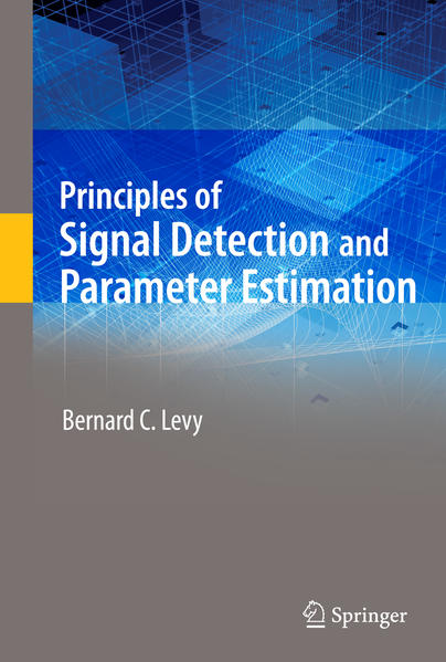 Principles of Signal Detection and Parameter Estimation - Coverbild