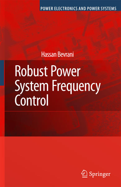 Robust Power System Frequency Control - Coverbild