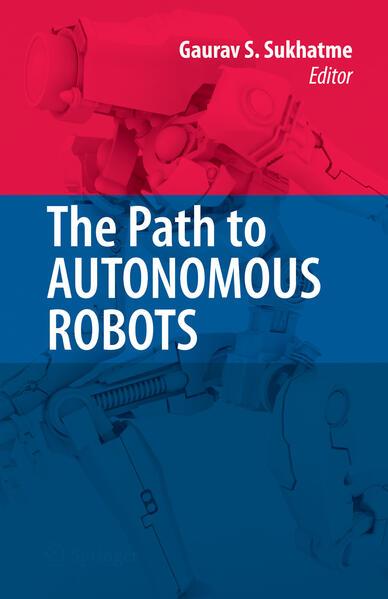The Path to Autonomous Robots - Coverbild