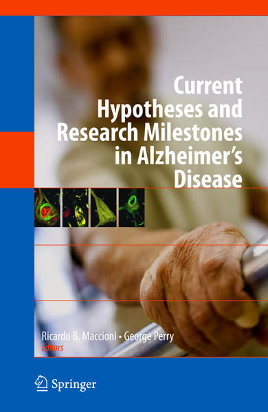 Current Hypotheses and Research Milestones in Alzheimer's Disease - Coverbild