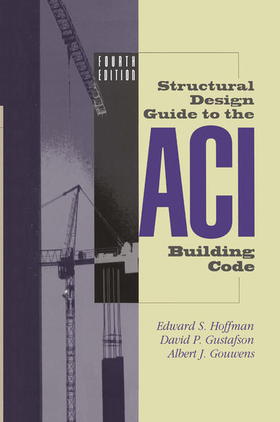 Structural Design Guide to the ACI Building Code - Coverbild