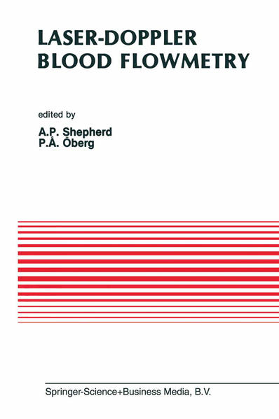 Laser-Doppler Blood Flowmetry - Coverbild