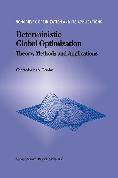 Deterministic Global Optimization - Coverbild