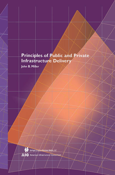 Principles of Public and Private Infrastructure Delivery - Coverbild