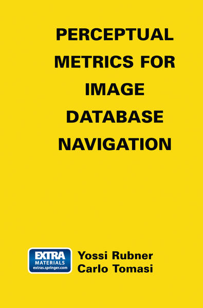 Perceptual Metrics for Image Database Navigation - Coverbild