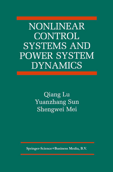 Nonlinear Control Systems and Power System Dynamics - Coverbild