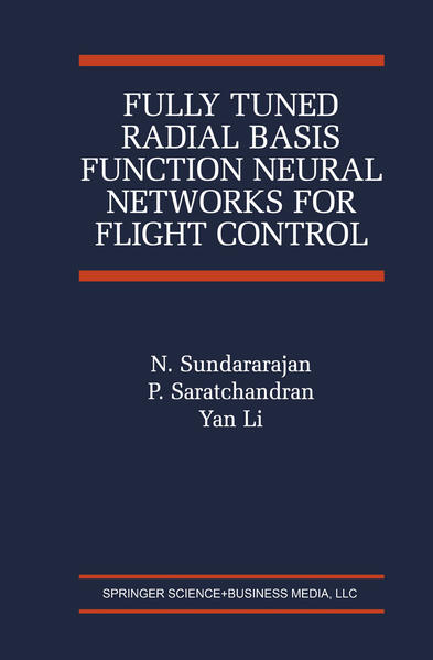 Fully Tuned Radial Basis Function Neural Networks for Flight Control - Coverbild