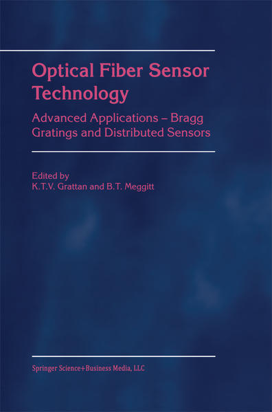 Optical Fiber Sensor Technology - Coverbild