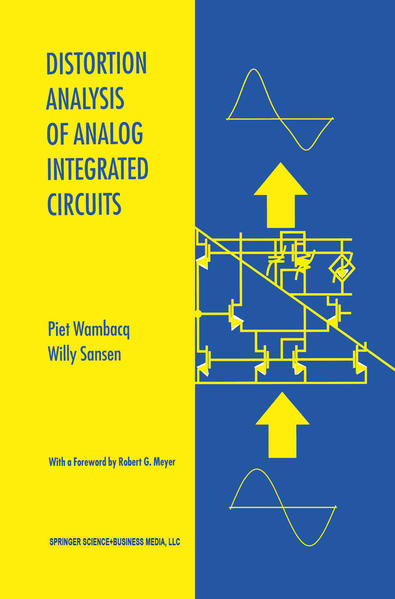 Distortion Analysis of Analog Integrated Circuits - Coverbild