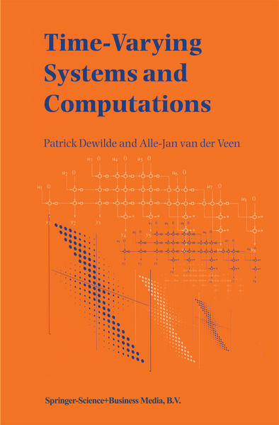 Time-Varying Systems and Computations - Coverbild