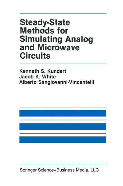 Steady-State Methods for Simulating Analog and Microwave Circuits - Coverbild