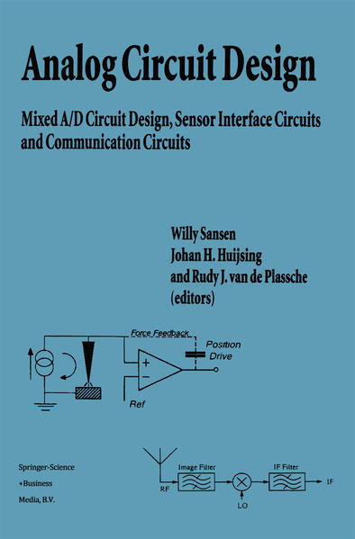 Analog Circuit Design - Coverbild