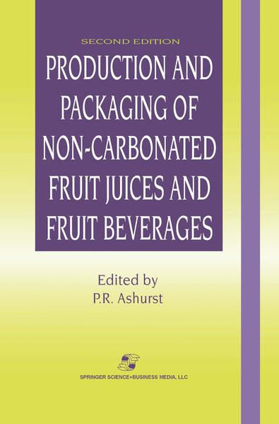 Production and Packaging of Non-Carbonated Fruit Juices and Fruit Beverages - Coverbild