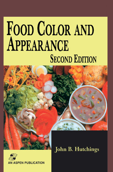 Food Color and Appearance - Coverbild