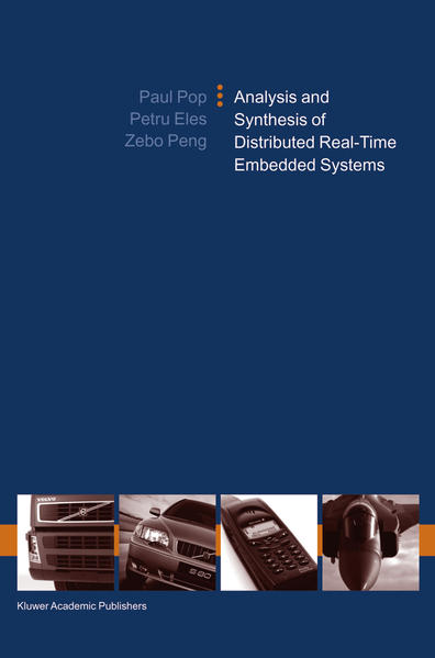 Analysis and Synthesis of Distributed Real-Time Embedded Systems - Coverbild