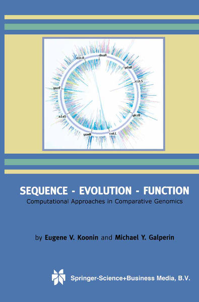 Sequence — Evolution — Function - Coverbild