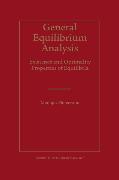 General Equilibrium Analysis - Coverbild