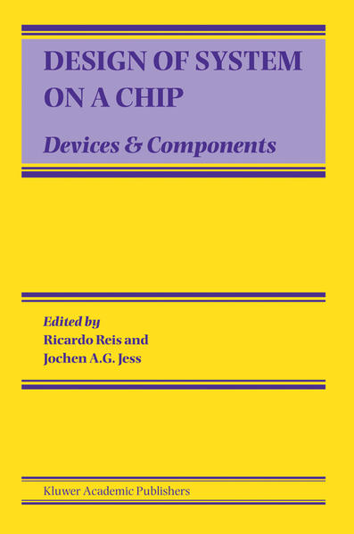 Design of System on a Chip - Coverbild