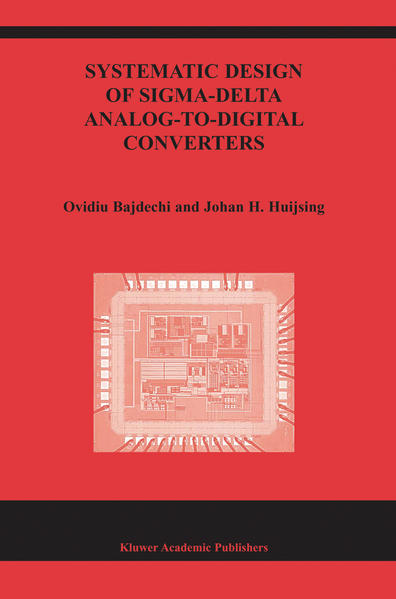 Systematic Design of Sigma-Delta Analog-to-Digital Converters - Coverbild