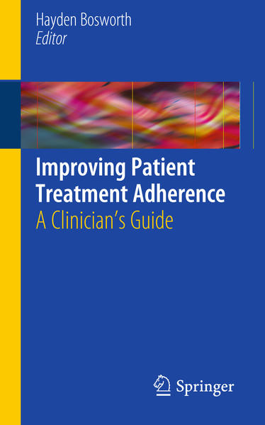 Improving Patient Treatment Adherence - Coverbild