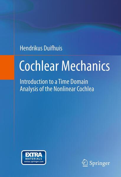 Cochlear Mechanics - Coverbild