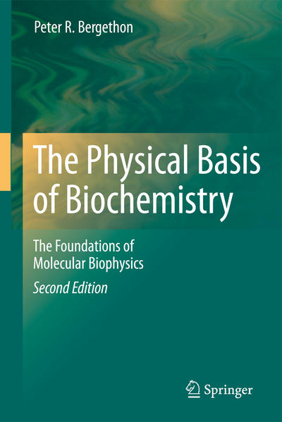 The Physical Basis of Biochemistry - Coverbild