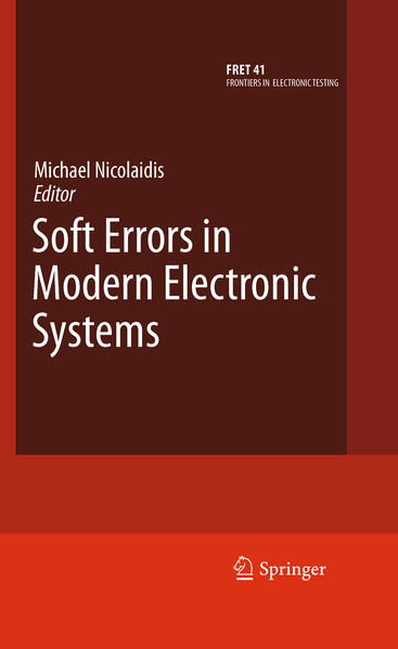 Soft Errors in Modern Electronic Systems - Coverbild