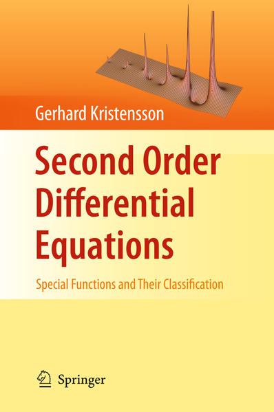 Second Order Differential Equations - Coverbild