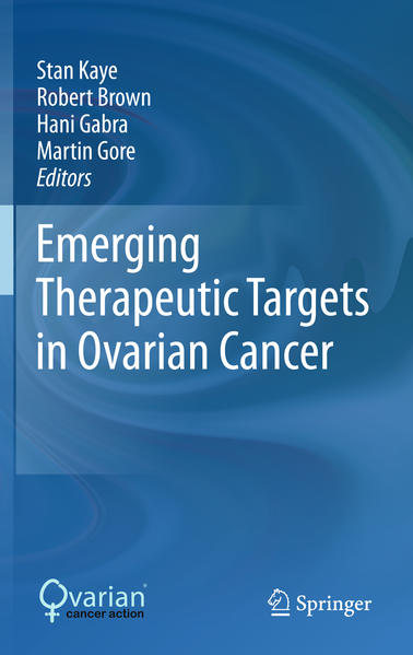 Emerging Therapeutic Targets in Ovarian Cancer - Coverbild