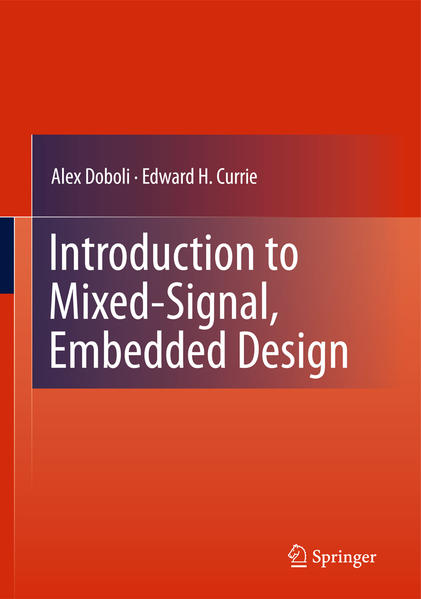 Introduction to Mixed-Signal, Embedded Design - Coverbild