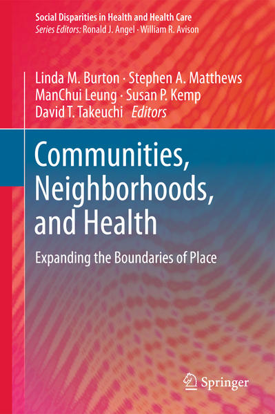 Communities, Neighborhoods, and Health - Coverbild