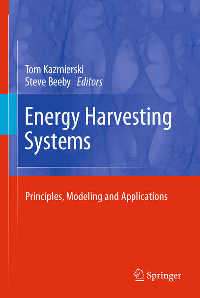 Energy Harvesting Systems - Coverbild