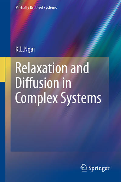 Relaxation and Diffusion in Complex Systems - Coverbild