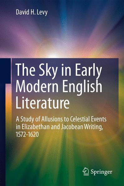 The Sky in Early Modern English Literature - Coverbild