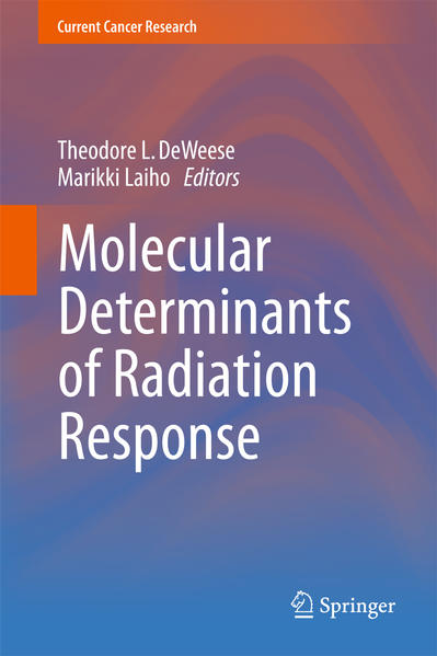 Molecular Determinants of Radiation Response - Coverbild