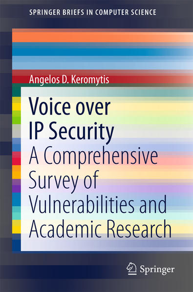 Voice over IP Security - Coverbild